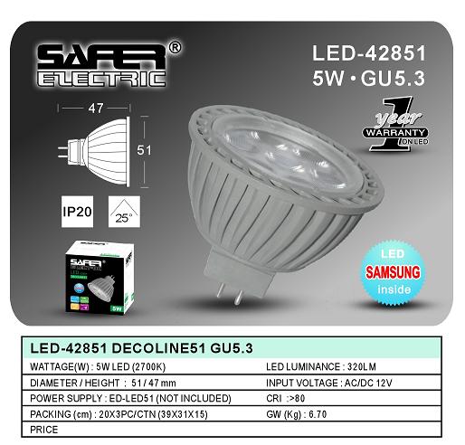 LED_MR16 SPOT